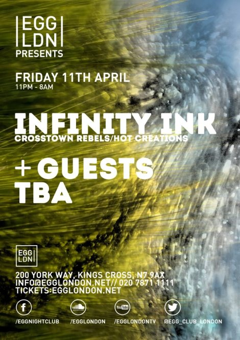 infinity ink